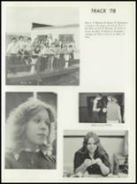 1979 Forestville Central High School Yearbook Page 100 & 101