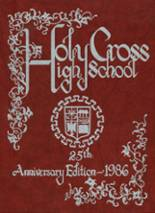 1986 Yearbook Holy Cross High School