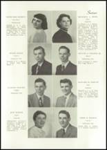 1955 Dixfield Seventh Day Adventist School Yearbook Page 14 & 15