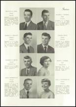 1955 Dixfield Seventh Day Adventist School Yearbook Page 16 & 17