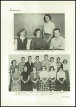 1955 Dixfield Seventh Day Adventist School Yearbook Page 26 & 27