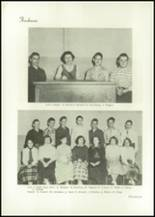 1955 Dixfield Seventh Day Adventist School Yearbook Page 28 & 29