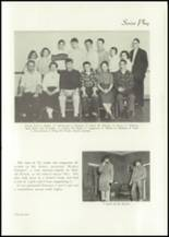 1955 Dixfield Seventh Day Adventist School Yearbook Page 32 & 33
