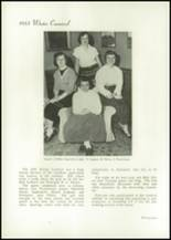 1955 Dixfield Seventh Day Adventist School Yearbook Page 36 & 37