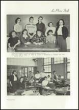 1955 Dixfield Seventh Day Adventist School Yearbook Page 38 & 39