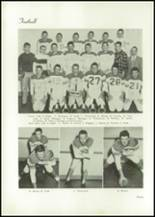 1955 Dixfield Seventh Day Adventist School Yearbook Page 42 & 43