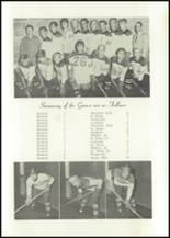 1955 Dixfield Seventh Day Adventist School Yearbook Page 46 & 47