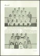 1955 Dixfield Seventh Day Adventist School Yearbook Page 50 & 51