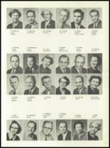 1958 Marshall High School Yearbook Page 10 & 11