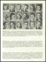 1958 Marshall High School Yearbook Page 16 & 17