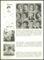 1958 Marshall High School Yearbook Page 20 & 21