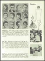 1958 Marshall High School Yearbook Page 24 & 25