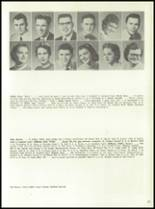 1958 Marshall High School Yearbook Page 26 & 27