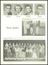1958 Marshall High School Yearbook Page 28 & 29
