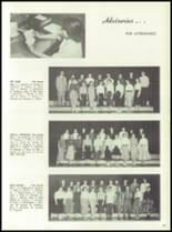1958 Marshall High School Yearbook Page 30 & 31