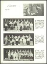 1958 Marshall High School Yearbook Page 32 & 33