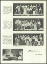 1958 Marshall High School Yearbook Page 34 & 35
