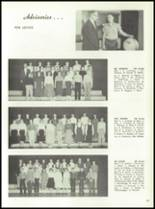 1958 Marshall High School Yearbook Page 36 & 37