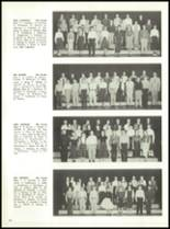 1958 Marshall High School Yearbook Page 38 & 39