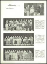 1958 Marshall High School Yearbook Page 40 & 41
