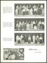 1958 Marshall High School Yearbook Page 44 & 45