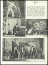 1958 Marshall High School Yearbook Page 50 & 51