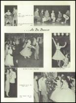 1958 Marshall High School Yearbook Page 54 & 55