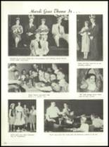 1958 Marshall High School Yearbook Page 58 & 59