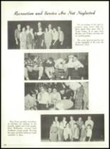 1958 Marshall High School Yearbook Page 62 & 63