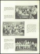 1958 Marshall High School Yearbook Page 64 & 65