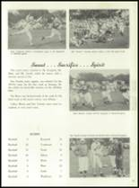 1958 Marshall High School Yearbook Page 74 & 75