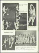 1958 Marshall High School Yearbook Page 78 & 79