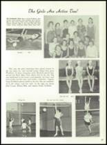 1958 Marshall High School Yearbook Page 90 & 91