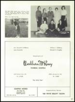 1958 Marshall High School Yearbook Page 92 & 93