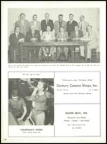 1958 Marshall High School Yearbook Page 94 & 95