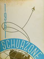 1961 Yearbook Schurz High School