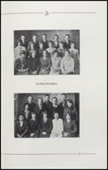 1927 Brodhead High School Yearbook Page 36 & 37
