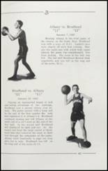 1927 Brodhead High School Yearbook Page 48 & 49