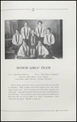1927 Brodhead High School Yearbook Page 52 & 53