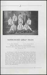 1927 Brodhead High School Yearbook Page 56 & 57