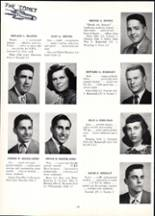 1955 Nazareth Area High School Yearbook Page 16 & 17