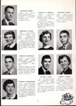 1955 Nazareth Area High School Yearbook Page 18 & 19