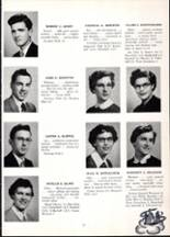 1955 Nazareth Area High School Yearbook Page 20 & 21