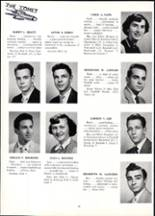 1955 Nazareth Area High School Yearbook Page 22 & 23