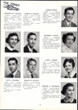 1955 Nazareth Area High School Yearbook Page 24 & 25