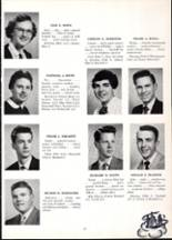 1955 Nazareth Area High School Yearbook Page 26 & 27
