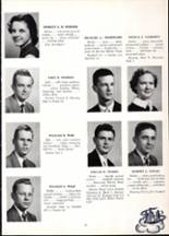 1955 Nazareth Area High School Yearbook Page 30 & 31