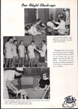 1955 Nazareth Area High School Yearbook Page 32 & 33