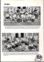 1955 Nazareth Area High School Yearbook Page 34 & 35