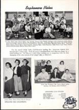 1955 Nazareth Area High School Yearbook Page 36 & 37